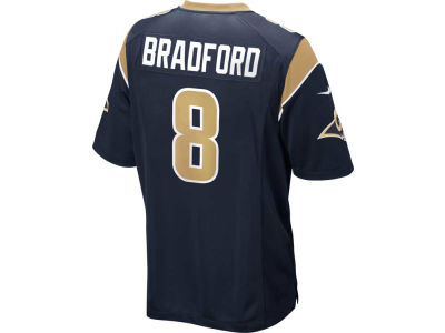 St. Louis Rams Sam Bradford Nike NFL Men's Game Jersey