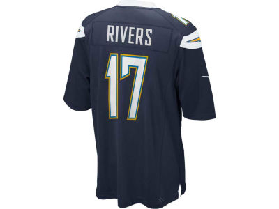San Diego Chargers Philip Rivers Nike NFL Game Jersey Extended Size