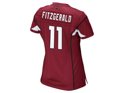 Arizona Cardinals Larry Fitzgerald Nike NFL Women's Game Jersey