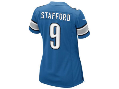 Detroit Lions Matthew Stafford Nike NFL Women's Game Jersey