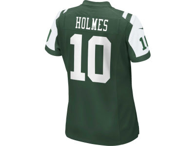 New York Jets Santonio Holmes Nike NFL Women's Game Jersey