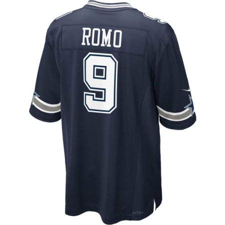 Dallas Cowboys Tony Romo Nike NFL Men's Game Jersey