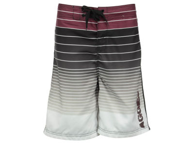 Texas A&M Aggies NCAA Endzone Stripe Boardshorts
