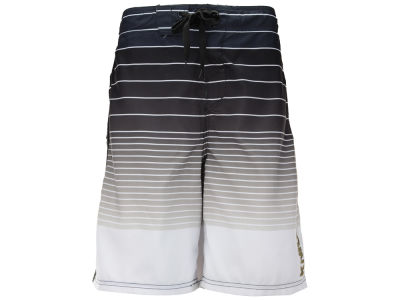 University of Central Florida Knights NCAA Endzone Stripe Boardshorts