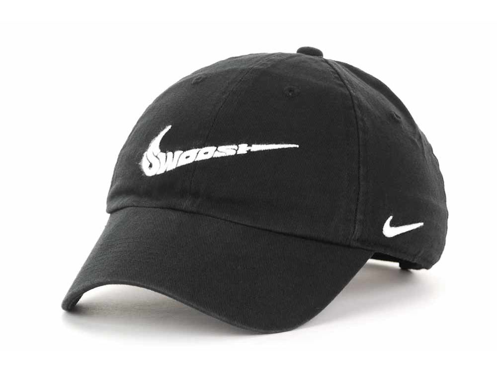 Nike Womens Filled Up Swoosh Cap  6385bca6a1