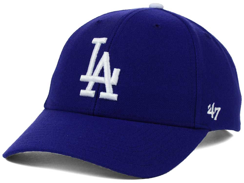 Los Angeles Dodgers  47 MLB On Field Replica  47 MVP Cap  92e081b7abb