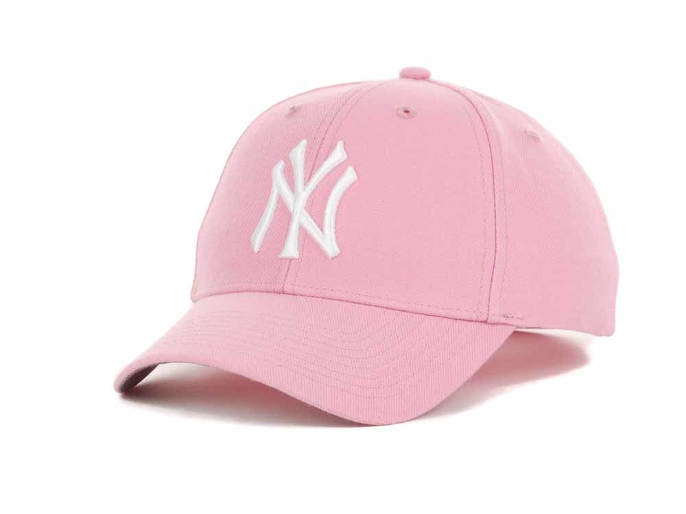 New York Yankees  47 MLB Pink Series Cap  67b4e1d1887
