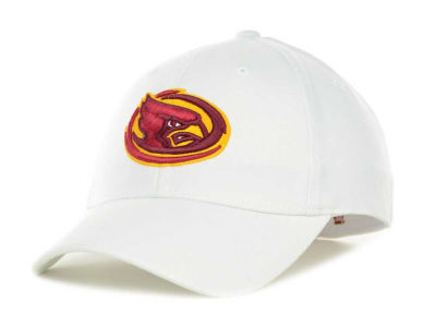 Iowa State Cyclones Top of the World NCAA White PC Cap