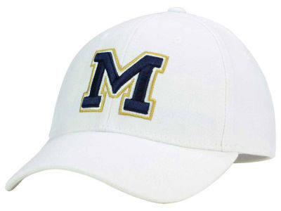 Montana State Bobcats Top of the World NCAA White PC Cap