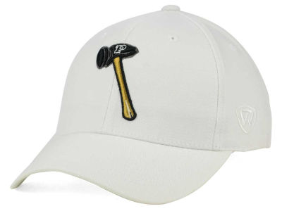 Purdue Boilermakers Top of the World NCAA White PC Cap