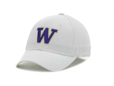 Washington Huskies Top of the World NCAA White PC Cap