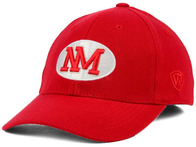 New Mexico Lobos Top of the World NCAA Team Color PC Cap