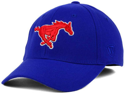 Southern Methodist Mustangs Top of the World NCAA Team Color PC Cap