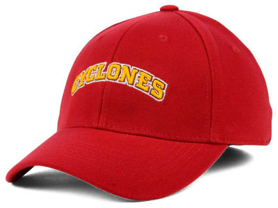 Iowa State Cyclones Top of the World NCAA Team Color PC Cap