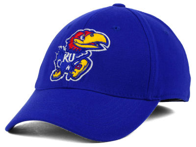 Kansas Jayhawks Top of the World NCAA Team Color PC Cap
