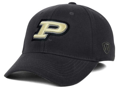 Purdue Boilermakers Top of the World NCAA Team Color PC Cap