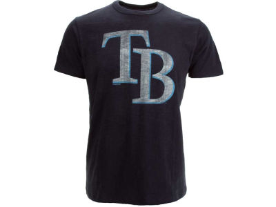 Tampa Bay Rays '47 MLB Men's Scrum Logo T-Shirt