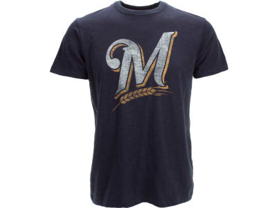 Milwaukee Brewers '47 MLB Men's Scrum T-Shirt
