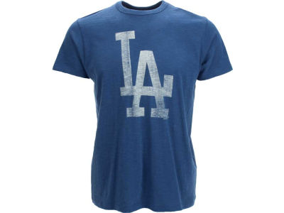 Los Angeles Dodgers '47 MLB Men's Scrum Logo T-Shirt