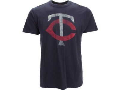 Minnesota Twins '47 MLB Men's Scrum Logo T-Shirt
