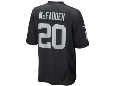 Oakland Raiders Darren Mcfadden Nike NFL Youth Game Jersey