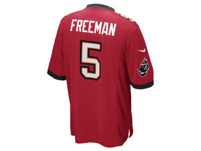Tampa Bay Buccaneers Josh Freeman Nike NFL Youth Game Jersey