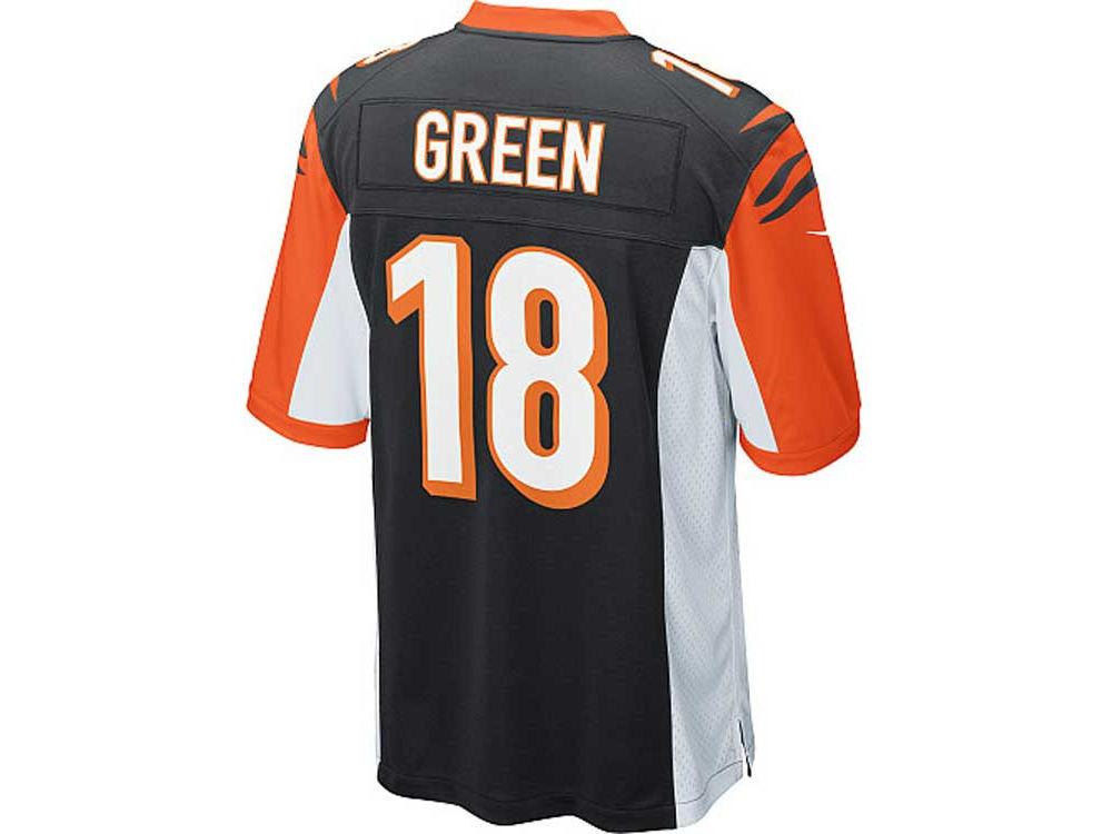 e2c9cc489 Cincinnati Bengals A. J. Green Nike NFL Youth Game Jersey