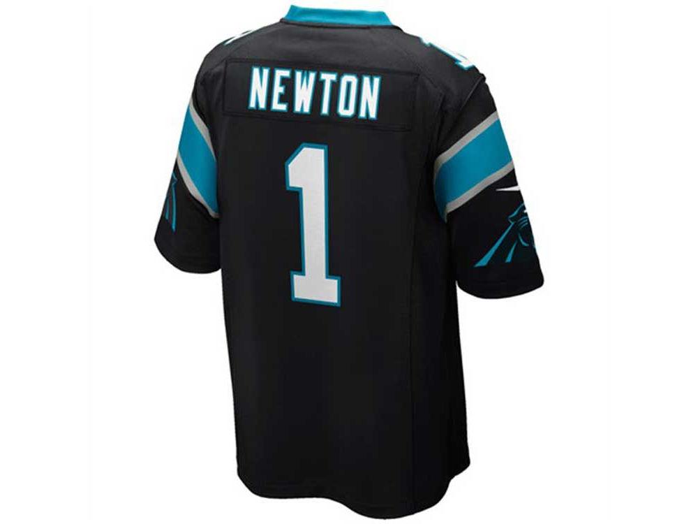 b1e0e8ed578 ... norway carolina panthers cam newton nike nfl youth game jersey 6bf47  f986a