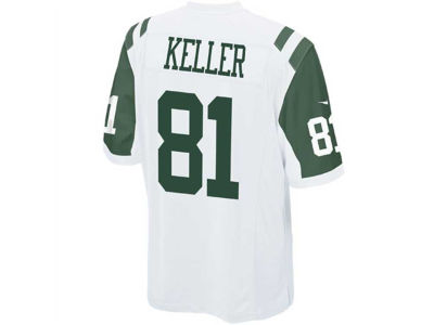 New York Jets Dustin Keller Nike NFL Youth Game Jersey