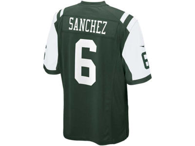 New York Jets Mark Sanchez NFL Girls Game Jersey