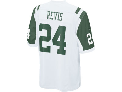 New York Jets Darrelle Revis Nike NFL Kids Game Jersey
