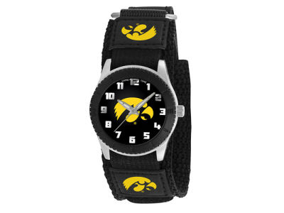 Iowa Hawkeyes Rookie Kids Watch Black