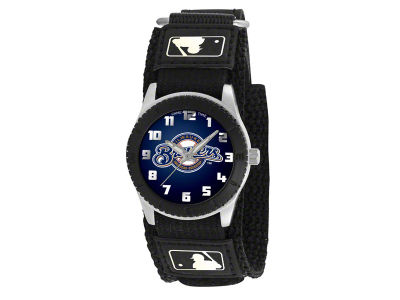Milwaukee Brewers Rookie Kids Watch Black