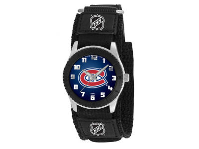 Montreal Canadiens Rookie Kids Watch Black