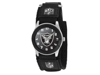 Oakland Raiders Rookie Kids Watch Black