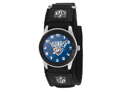 Oklahoma City Thunder Rookie Kids Watch Black