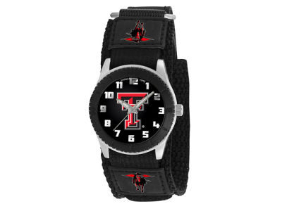 Texas Tech Red Raiders Rookie Kids Watch Black