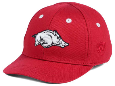 Arkansas Razorbacks Top of the World NCAA Little One-Fit Cap