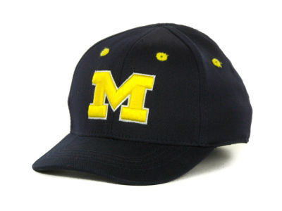 Michigan Wolverines Top of the World NCAA Little One-Fit Cap