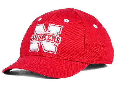 Nebraska Cornhuskers Top of the World NCAA Little One-Fit Cap