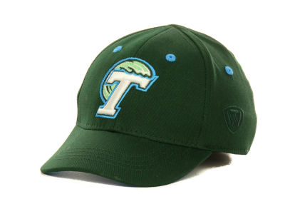 Tulane Green Wave Top of the World NCAA Little One-Fit Cap