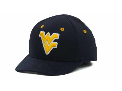 West Virginia Mountaineers Top of the World NCAA Little One-Fit Cap