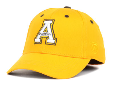 Appalachian State Mountaineers Top of the World NCAA Kids Onefit Cap