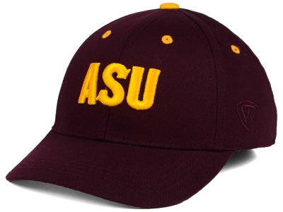 Arizona State Sun Devils Top of the World NCAA Kids Onefit Cap