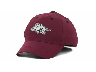 Arkansas Razorbacks Top of the World NCAA Kids Onefit Cap