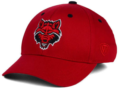 Arkansas State Red Wolves Top of the World NCAA Kids Onefit Cap