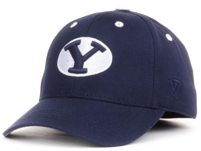 Brigham Young Cougars Top of the World NCAA Kids Onefit Cap