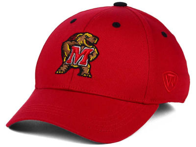 Maryland Terrapins Top of the World NCAA Kids Onefit Cap