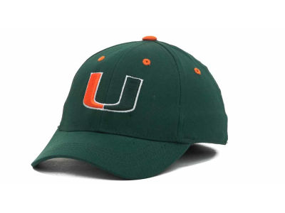 Miami Hurricanes Top of the World NCAA Kids Onefit Cap