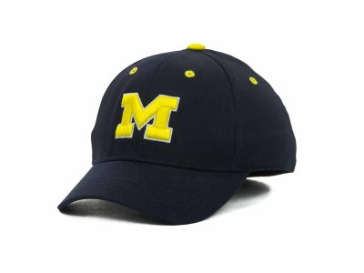 Michigan Wolverines Top of the World NCAA Kids Onefit Cap